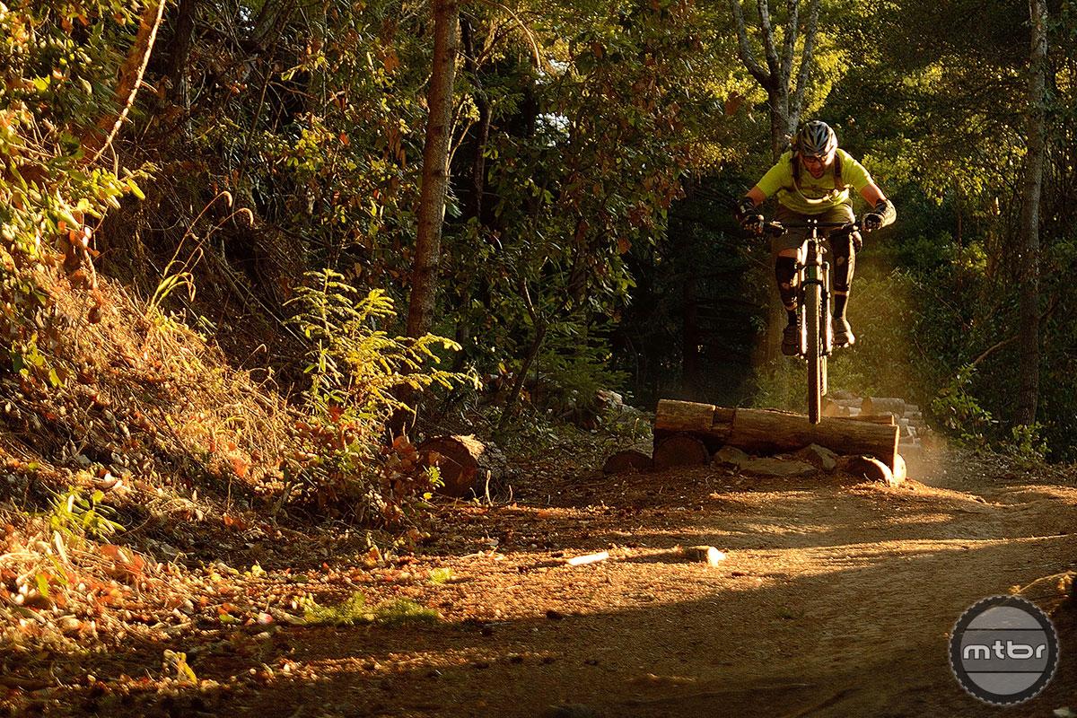 Ibis Ripley Jump