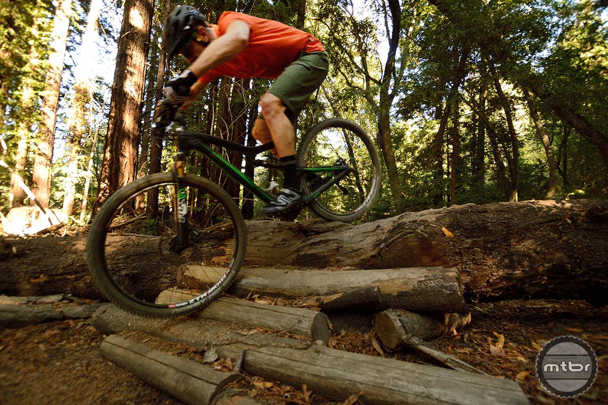 Ibis Ripley Logs