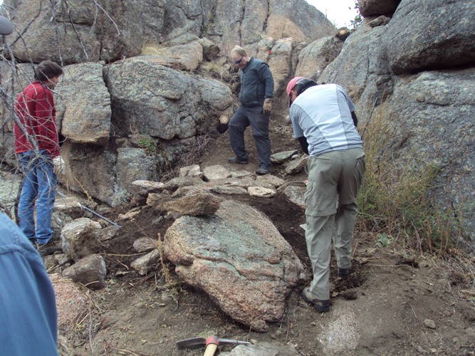 Join COMBA for a weekend of trail building in Buffalo Creek on May 22nd and 23rd-id-ra-ha-je-misc-150.jpg