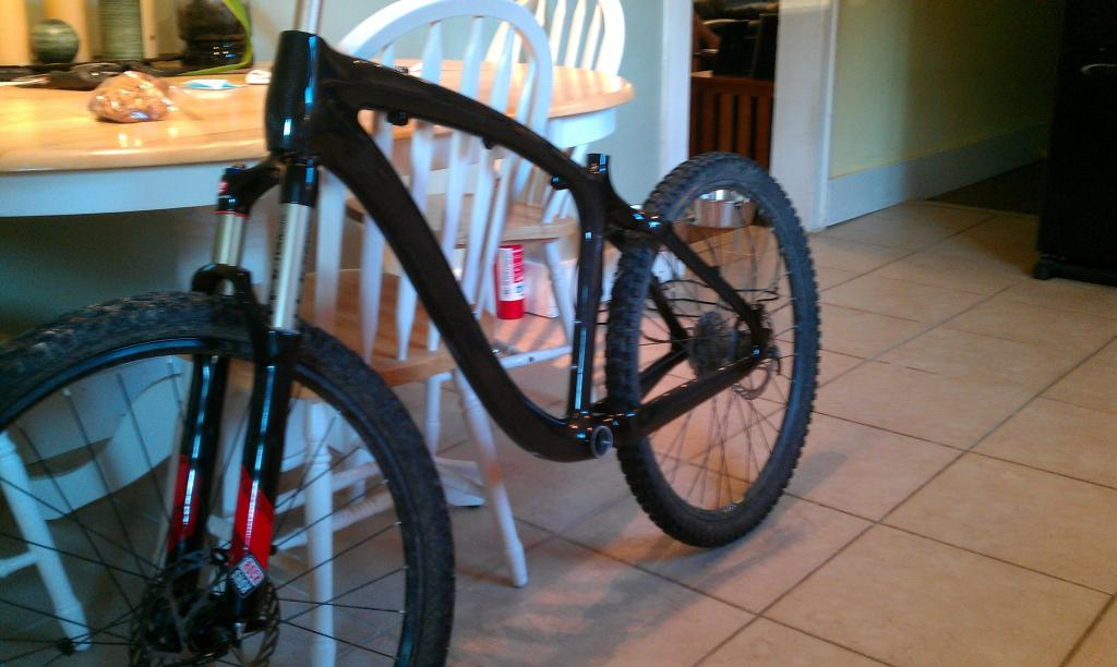 Carbon Fiber Frame Bikes For Sale Ebay >> Update On My Ebay Carbon Hardtail Page 5 Mtbr Com
