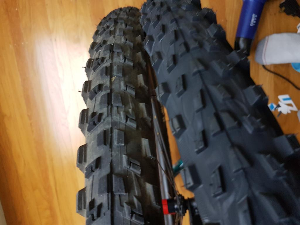 Little report on the new Michelin Force AM tires-image-20170413_174020.jpg
