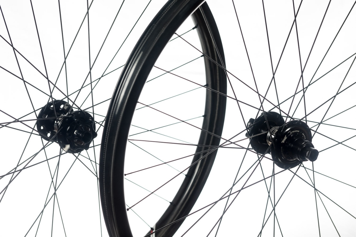 We Are One Carbon Wheels