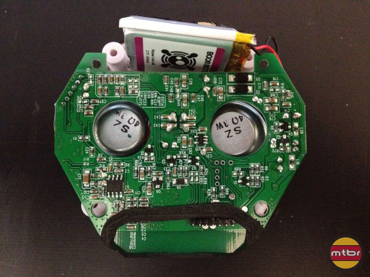 Boombot REX Circuit Board