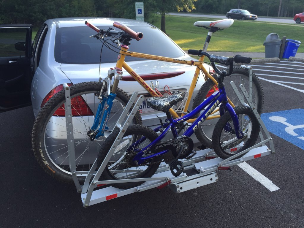 Vehicle Bicycle Rack Any hitch mount car racks good for kids bikes?-image.jpg