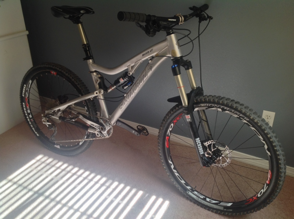 Want to buy a second hand full suspension MTB suggestion ?- Mtbr.com