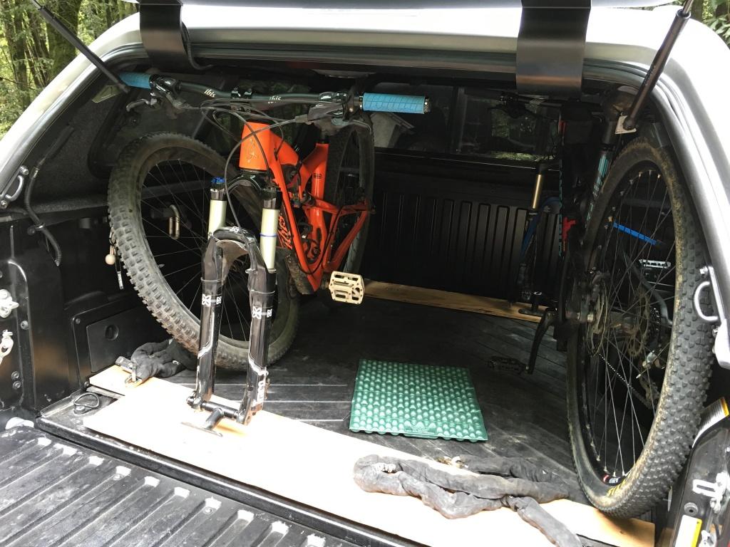 Bike Fit In Tacoma 5 Bed Shortest Bed Mtbr Com