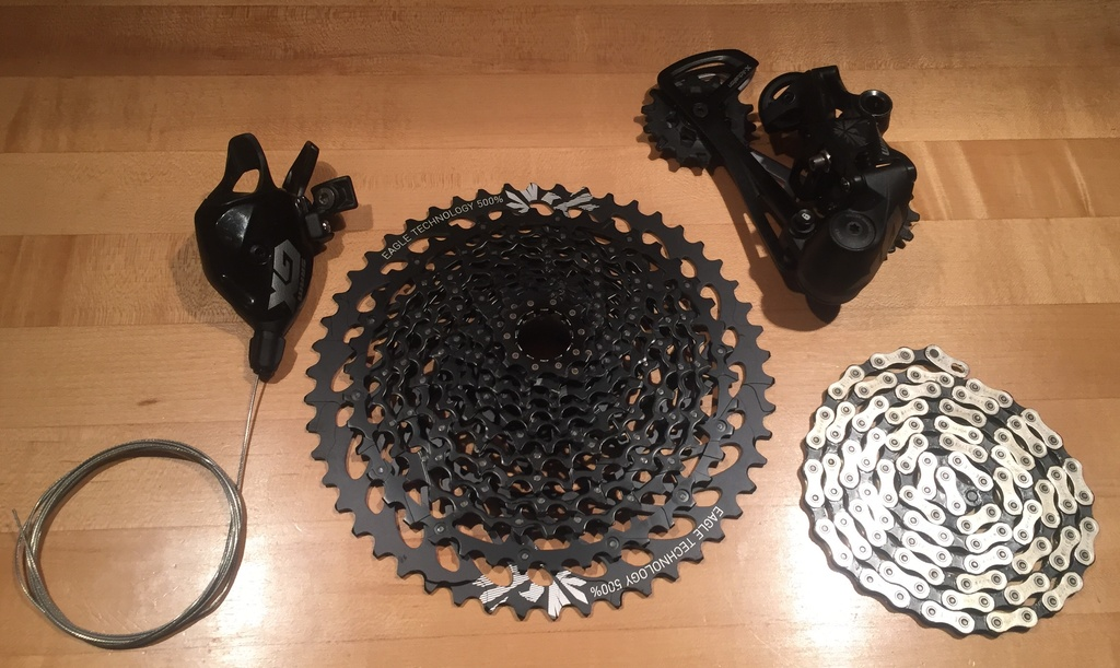 Sram gx drivetrain for sale-image.jpg