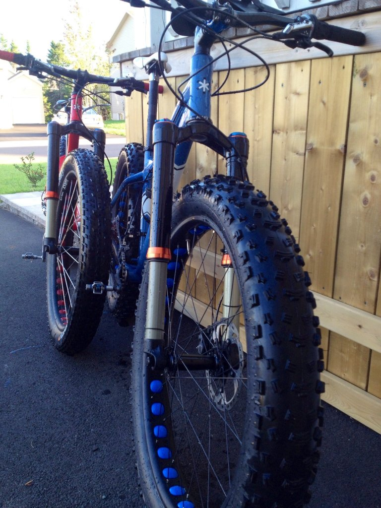 Carver Bikes Trans-Fat Suspension Fat Fork - READY TO GO!-image.jpg