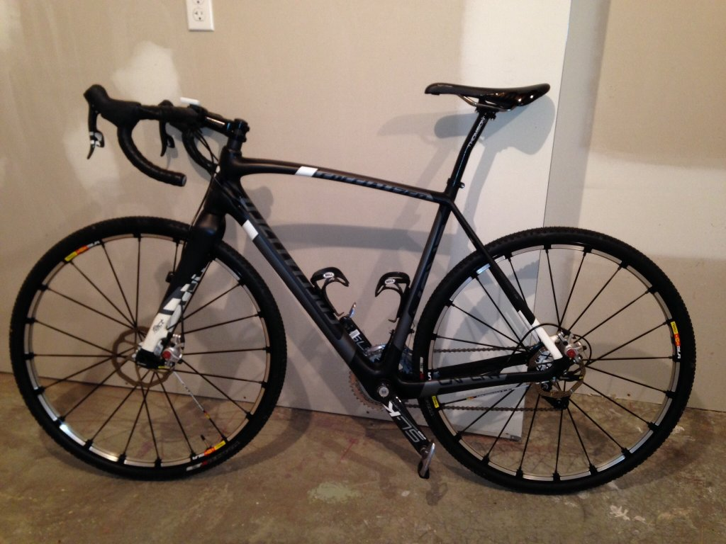 Your thoughts about the Specialized Crux for 2014 with hydro brakes?-image.jpg