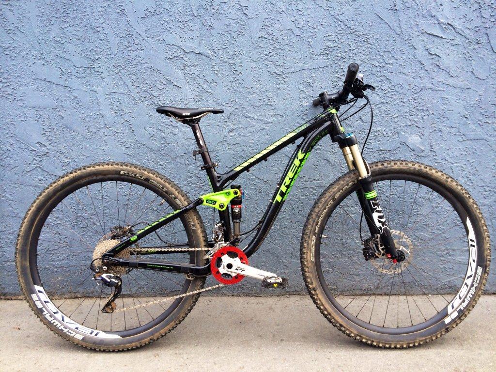 My 2014 Trek Fuel EX 7 - ride update and review- Mtbr.com