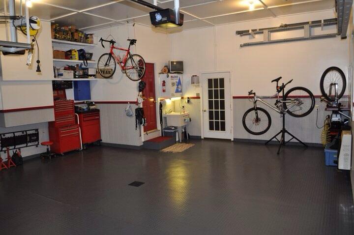 Pics of your bike room setup tool layout etc for Room setup tool