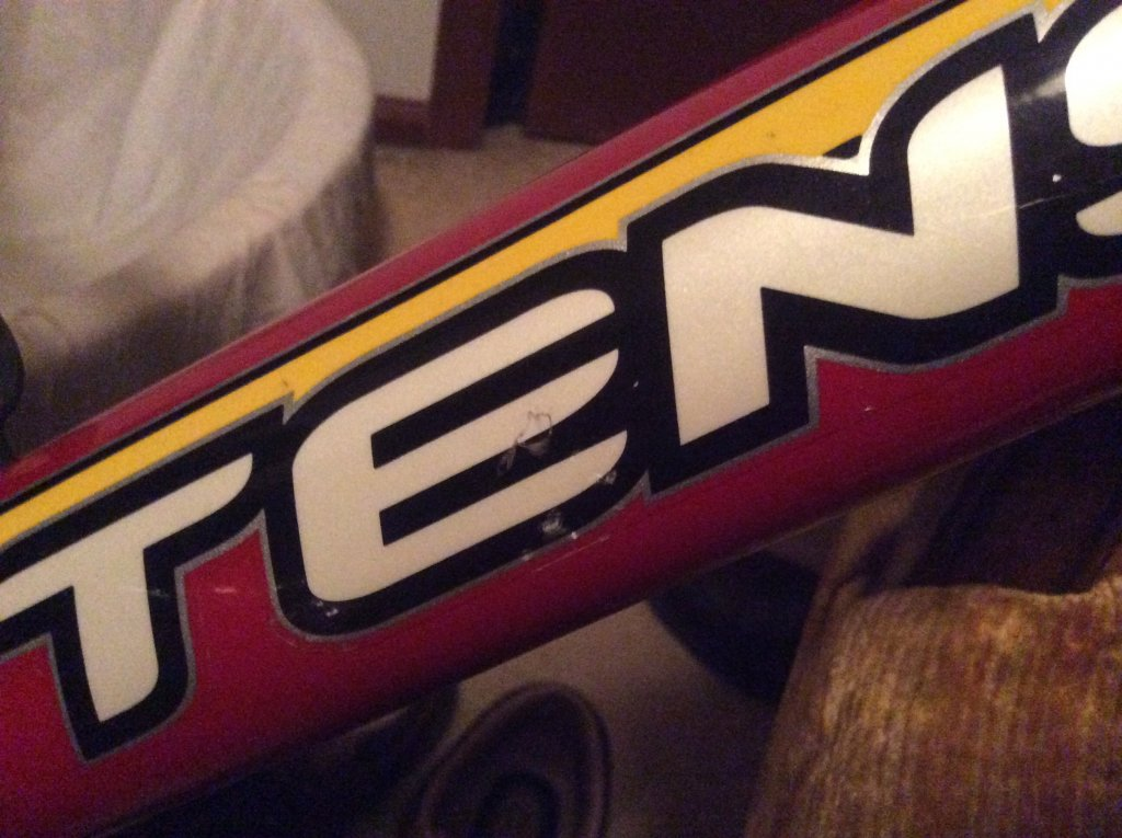 What Should I Paint first paint chip on new bike, what should i do?- mtbr