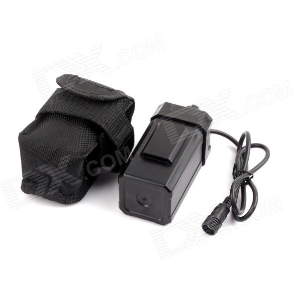 """Review: New """"Solarstorm"""" 2S2P 8.4V """"water resistant"""" 4 x 18650 battery case for bicyc-image.jpg"""