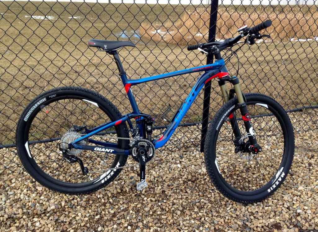 Thoughts on the Anthem 27.5 1- Mtbr.com