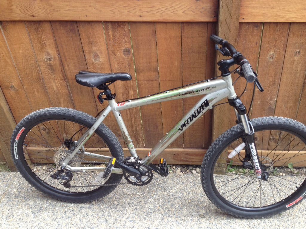 2013 Specialized Hardrock Sport Disc 26 - Image Sport and