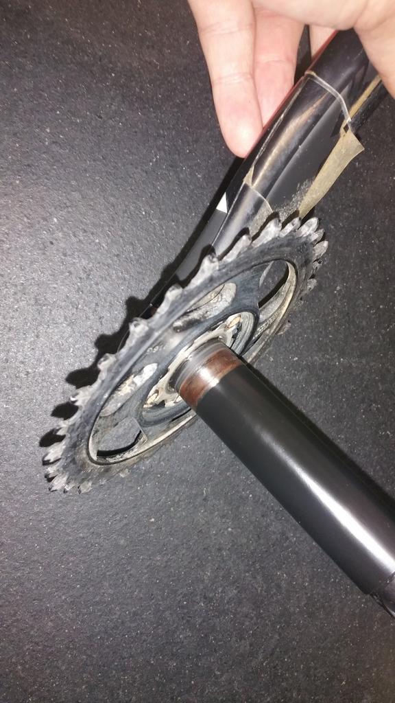 weird squeak and rust on x01 eagle crankarm-image00002.jpg