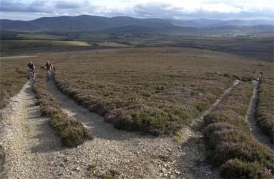 scottish mountain bike guides