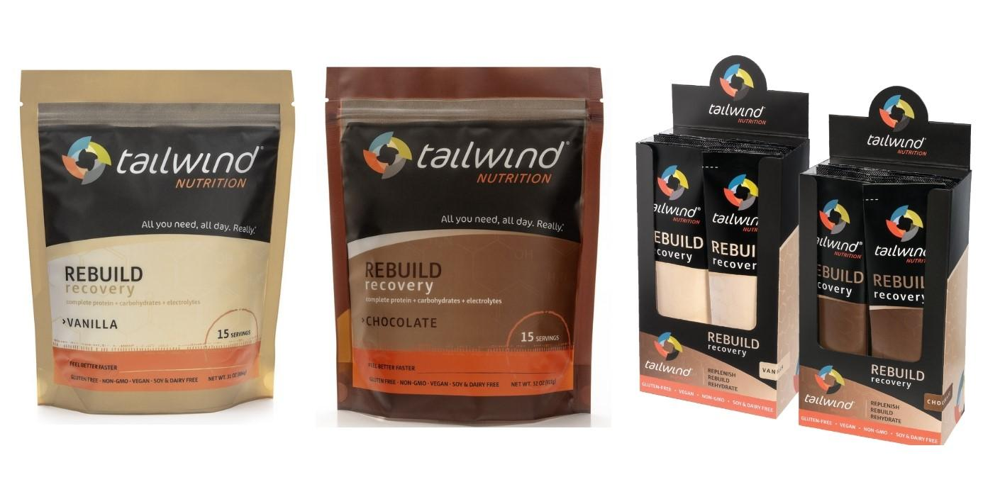 Tailwind Nutrition Rebuild Coffee