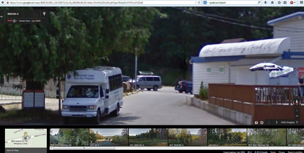 Have you ever found yourself on Google/Bing maps streetview?-image1.jpg