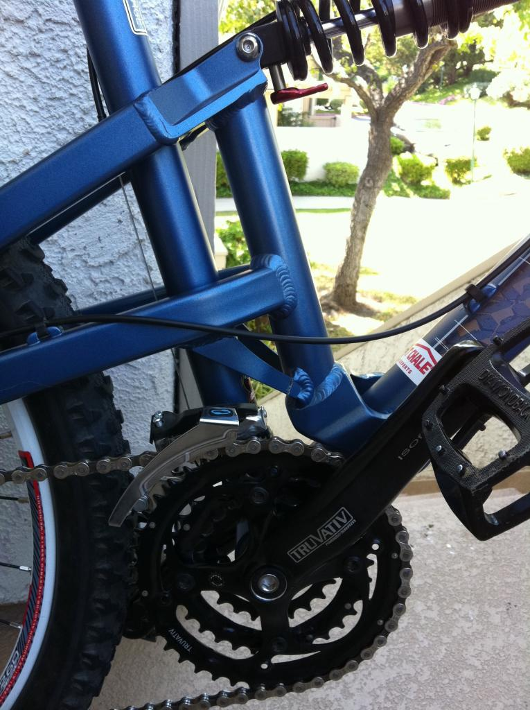 BROKE my frame. What does it mean?- Mtbr.com