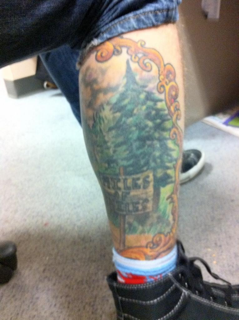 Bike tattoo. Designing one is kinda like frame building right?-imageuploadedbytapatalk1322171762.218003.jpg