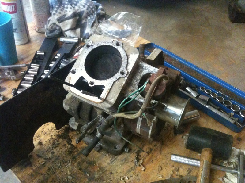 street rod projects for sale 32 ford roadster body: frame and  pro-street rear suspension: $49500:  a 3/8 self aligning rod end is used to actuate the master cylinder.