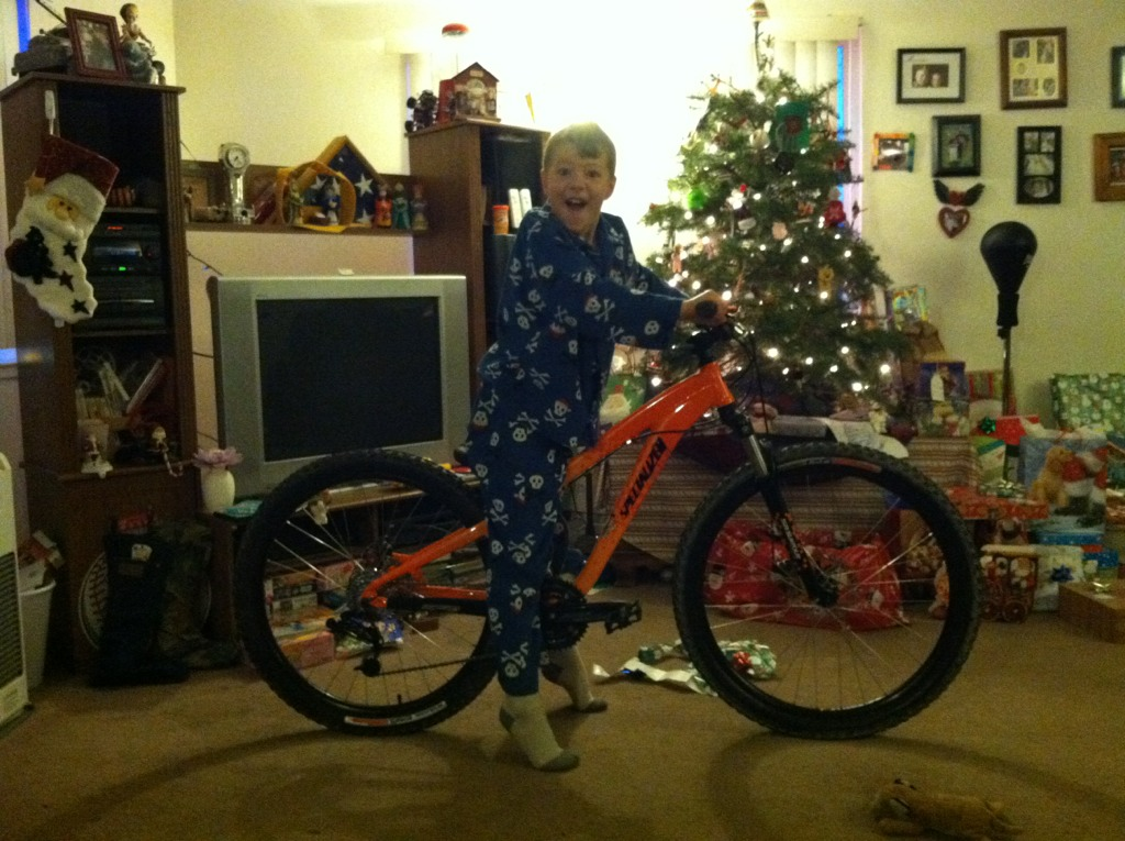 New Ride for 9 YO Son-imageuploadedbytapatalk1356274534.092184.jpg
