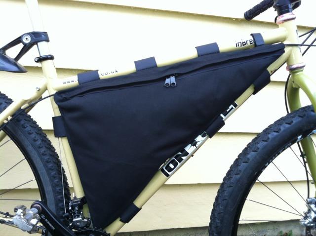 First frame bag- Mtbr.com