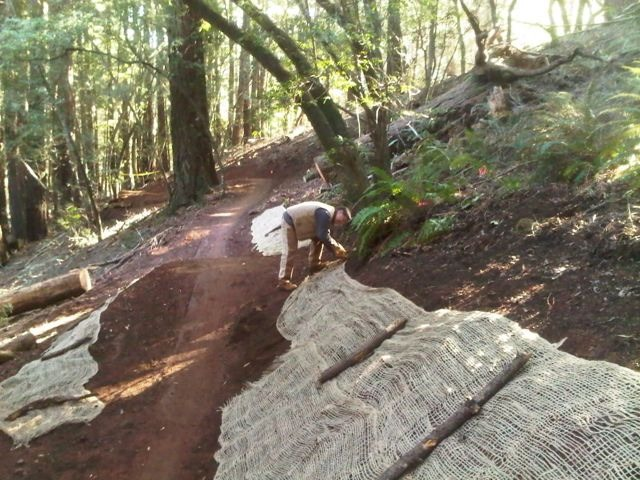 Tamarancho flow trail poachers. The flow trail is closed!-imageuploadedbytapatalk1360863812.476313.jpg