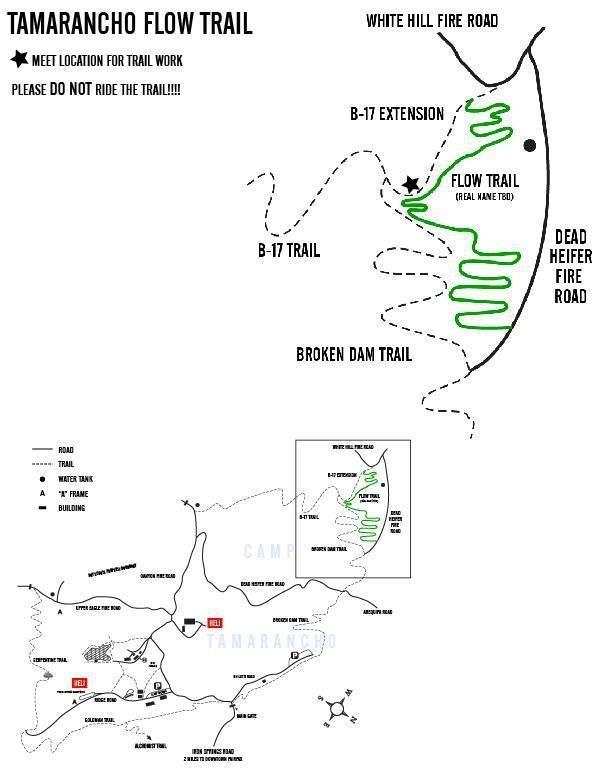 Tamarancho flow trail poachers. The flow trail is closed!-imageuploadedbytapatalk1361382789.373488.jpg