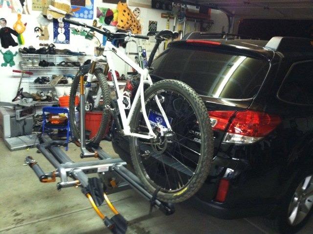 Car rack for carbon bike --imageuploadedbytapatalk1364267944.145722.jpg