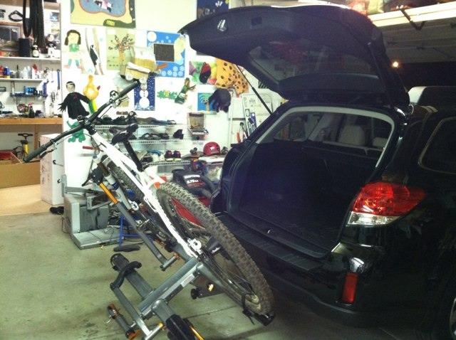 Car rack for carbon bike --imageuploadedbytapatalk1364267965.652578.jpg