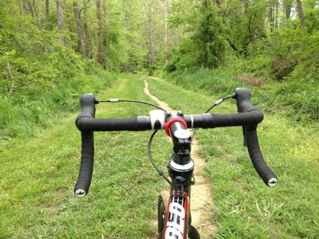Why a CX? This is 50% of my commute-imageuploadedbytapatalk1367637534.518845.jpg