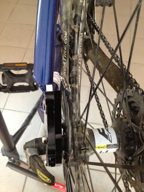 A2Z Disk Brake Adapter for frames without disk mount, anyone try one?-imageuploadedbytapatalk1373725123.668726.jpg
