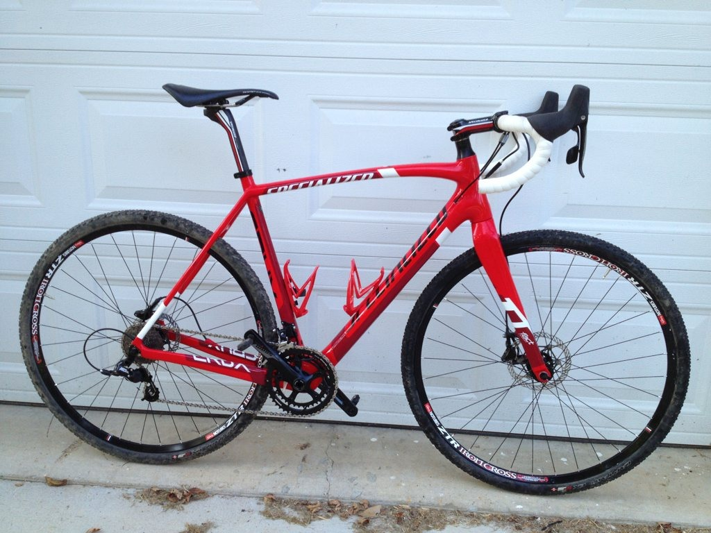 Your thoughts about the Specialized Crux for 2014 with hydro brakes?-imageuploadedbytapatalk1377915172.356356.jpg