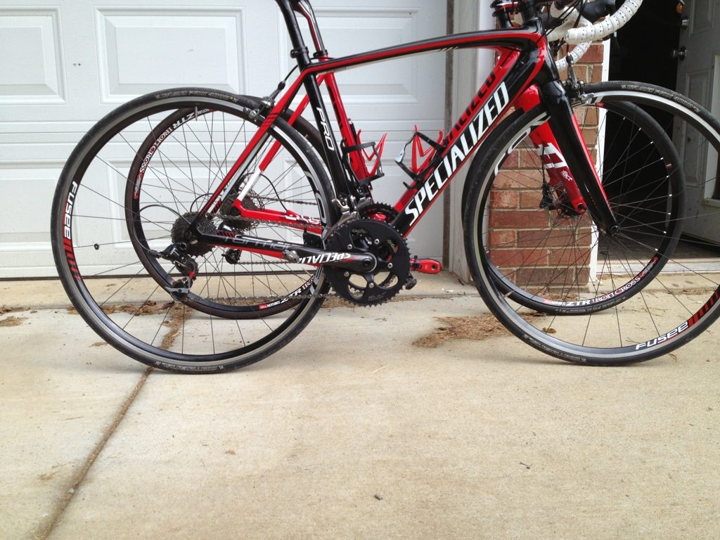 Your thoughts about the Specialized Crux for 2014 with hydro brakes?-imageuploadedbytapatalk1378488755.926205.jpg