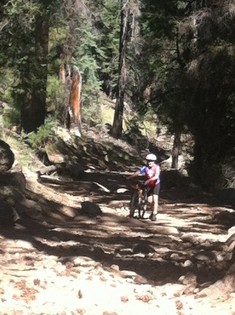 First ride back from broken arm-imageuploadedbytapatalk1381785013.676428.jpg
