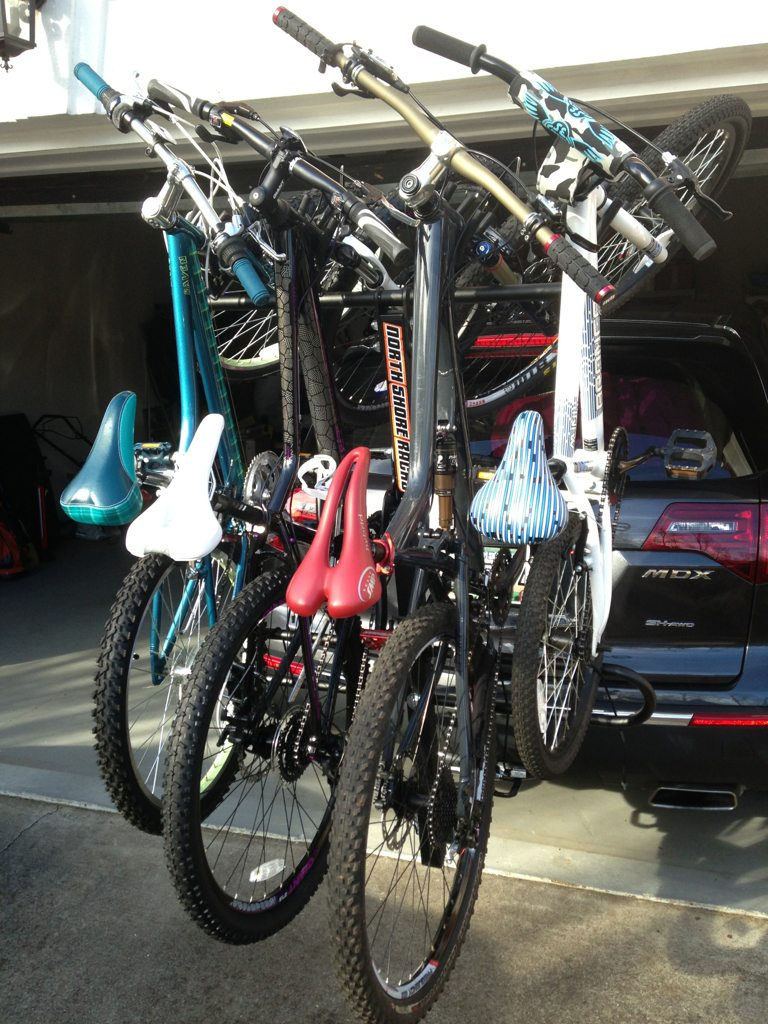 Best Hitch Mount Bike Rack >> Best Hitch Mount 4 Bike Rack Mtbr Com