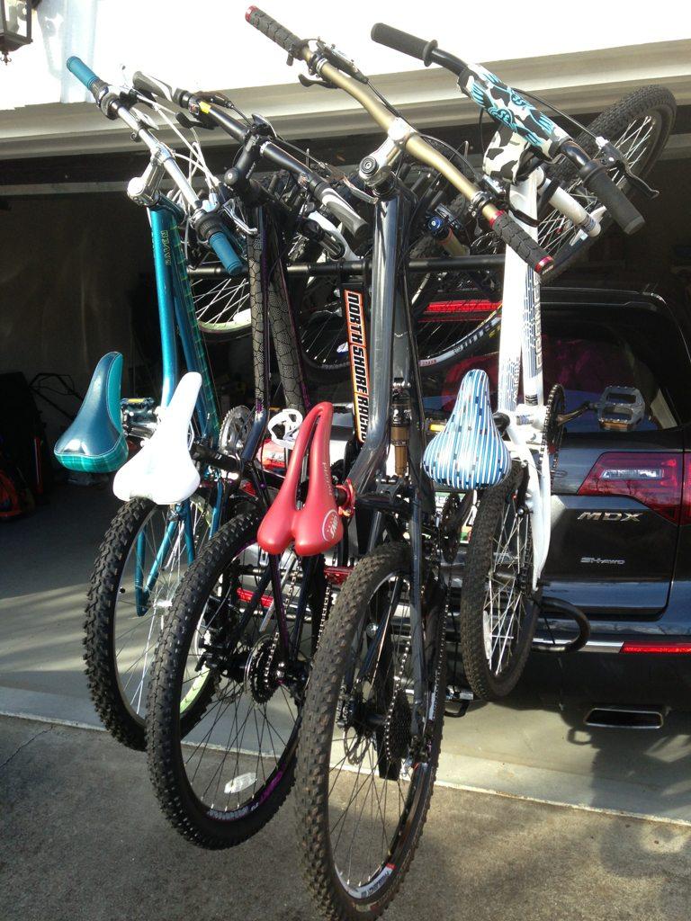 Best Hitch Mount 4 Bike Rack Mtbr Com