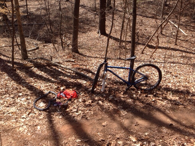 What did You do today on your mountain bike?-imageuploadedbytapatalk1395957575.534345.jpg