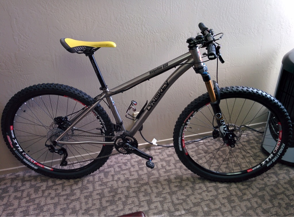 Post your Hardtail-imageuploadedbytapatalk1403986417.346537.jpg