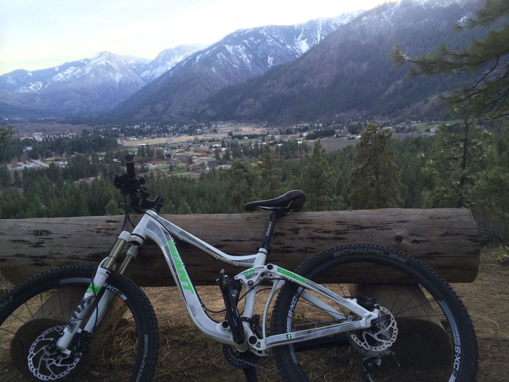 Show us a picture of your 26er MTB that you still use on the trails-imageuploadedbytapatalk1426405744.961121.jpg