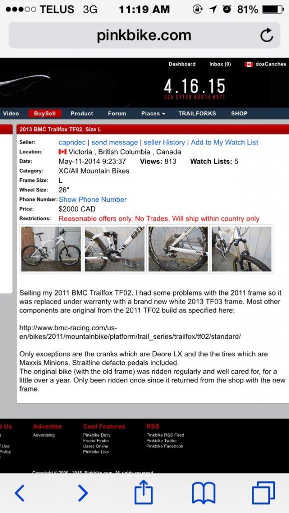 calling all BMC riders!!..post ur rides-imageuploadedbytapatalk1428659004.950809.jpg