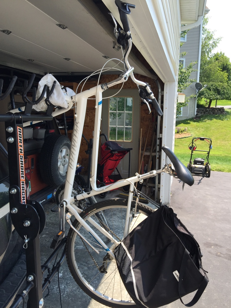 Anyone Have A North Shore 4 Bike Rack Mtbr Com