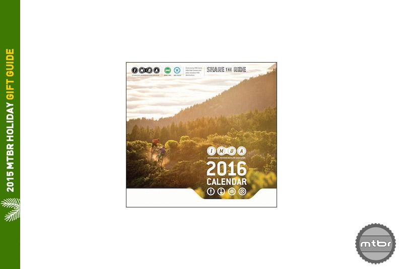 IMBA 2016 Mountain Bike Calendar