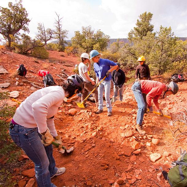 IMBA Fund a Trail