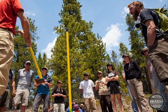 MTB trail volunteers awarded $264,000