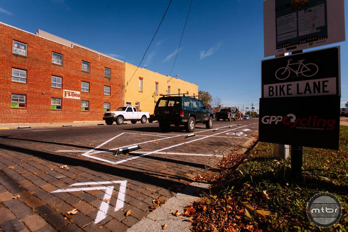 Safe streets mean more people on bikes. Photo courtesy IMBA/Liz Chrisman