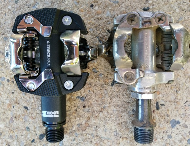 Look X-trac race pedals. Nice SPD option-img-20190907-093846.jpg