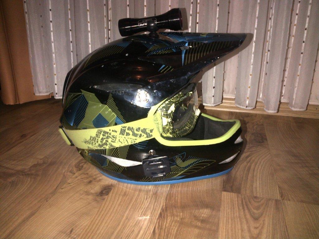 Bike light on Full face helmet ?-img2013022000289.jpg